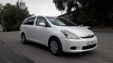двигатель тойота авенсис 1 8 vvt i бишкек в Кыргызстан: Toyota WISH 1.8 л. 2021