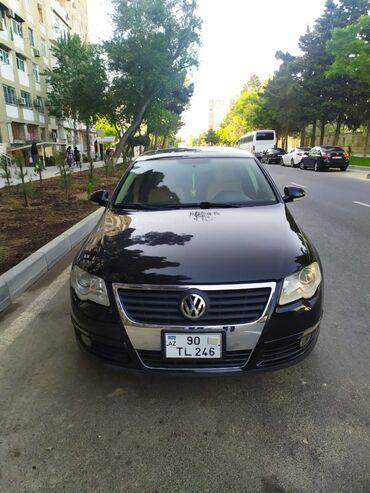 volkswagen 2008 в Азербайджан: Volkswagen Passat 2 л. 2008 | 242764 км