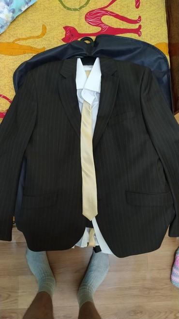Продаю комплект: костюм +рубашка в Бишкек