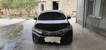 Toyota Corolla 1.6 l. 2015 | 103000 km