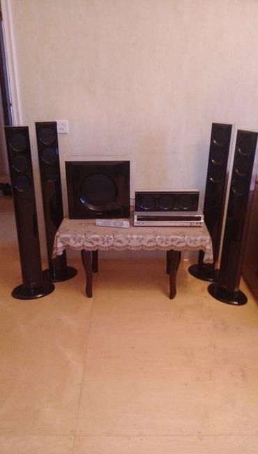 ses güçlendirici - Azərbaycan: 5+1 ses guclendirici.Az Islenib
