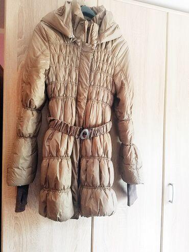Zimska jakna - Srbija: Topla zimska jakna, M velicina. Pogledajte i ostale moje oglase : )