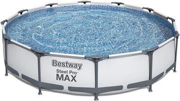 Bestway bazen steell pro max 366x76 čelična konstrukcija! Cena: 19900