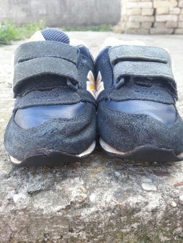 Dečije Cipele i Čizme   Kula: New balance patike nosene decije.Gaziste patike 15 cm.Vidljivi su