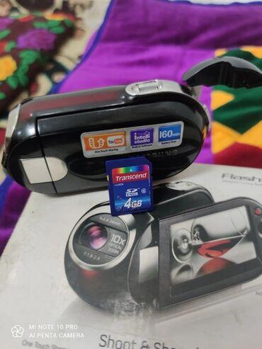 Электроника - Кок-Джар: Любительская цифровая видеокамера. Запись на флеш карту. 10 кратное