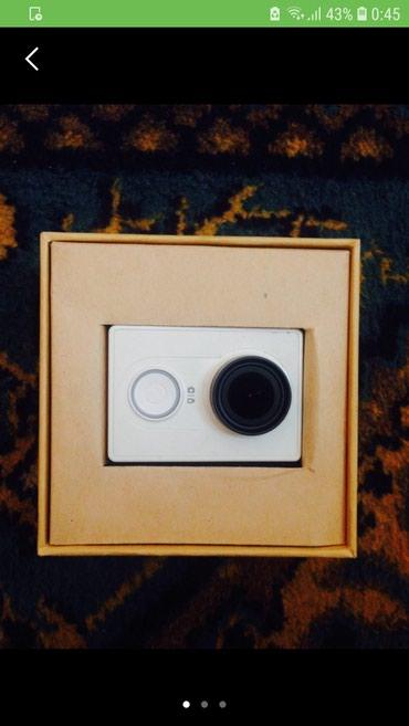 Экшн камера Xiaomi Yi в Бишкек