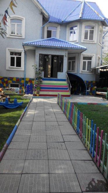 Сдаю действующий  детский сад. Трех этажный особняк,со всеми удобствам в Бишкек
