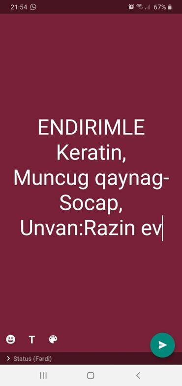 Bərdə tap az yeni ev elanları - Azərbaycan: Saç ustaları | Saç qaynağı, Keratin | Evə gəlməklə