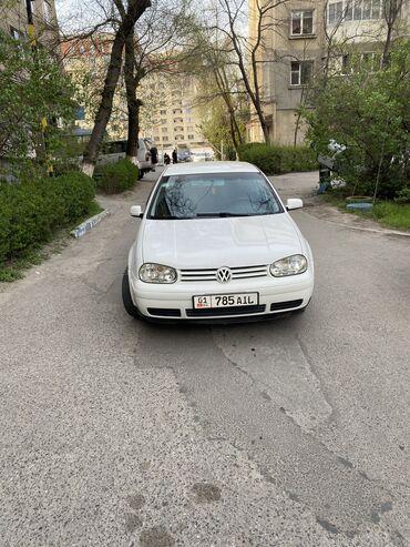 запчасти на volkswagen passat b3 в Кыргызстан: Volkswagen Golf GTI 2 л. 2002 | 170000 км