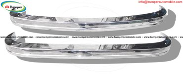 Volkswagen Karmann Ghia year 1972-1974 bumper stainless steel in Banepa