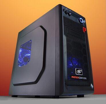 мат плата в Кыргызстан: RYZEN 6-ти ядерный игровой компьютер:  1. Мат плата ASRock B450m Pro4-
