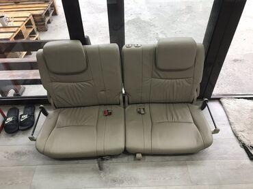 Продаю 3-й ряд сидений GX470