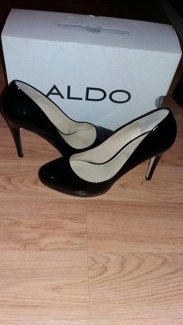 Aldo kozne cipele nove broj 39 - Indija