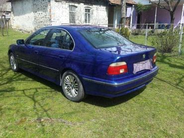 Bakı şəhərində BMW 528 1997- şəkil 6