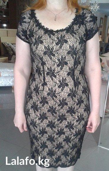 Кружевное платье 48-50-новое. в Бишкек