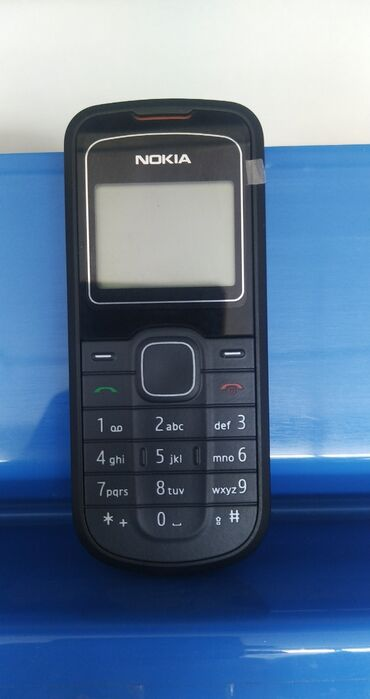 Nokia 1202, 2009 ilin buraxılışı. Rusiyadan gəlib. Istifadə olunmayib