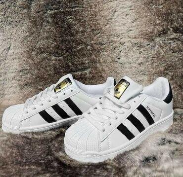 Adidas superstar, nepromocive, prosivene, izdrzljive, od 36 do 39