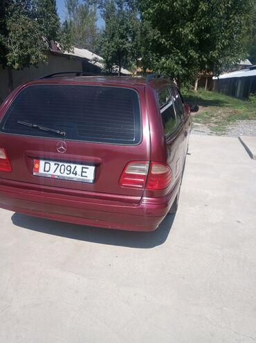 Автомобили - Джалал-Абад: Mercedes-Benz E 200 2 л. 2002   200000 км