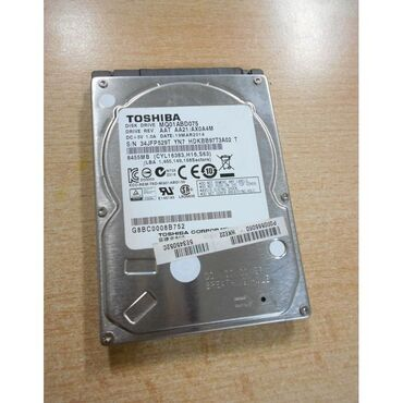 Hdd 500 GB Nootbuk ucun 500 GB