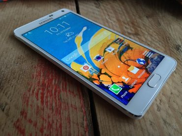 Смартфон Samsung Galaxy Note 4 SM-N910К LTE в отличном в Бишкек