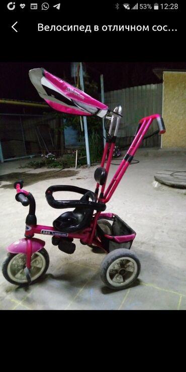 Детский мир - Кок-Ой: Велосипед в отличном состоянии
