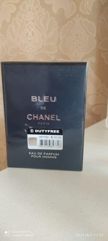Original parfümdur kişi üçündür. Qiyməti 180 AZN 100ml