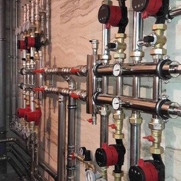 Гидроколлекторы и гидрострелки из в Бишкек