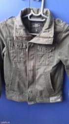 H&m prolecna jaknica u odlicnom stanju. Velicina 5-6 - Smederevo