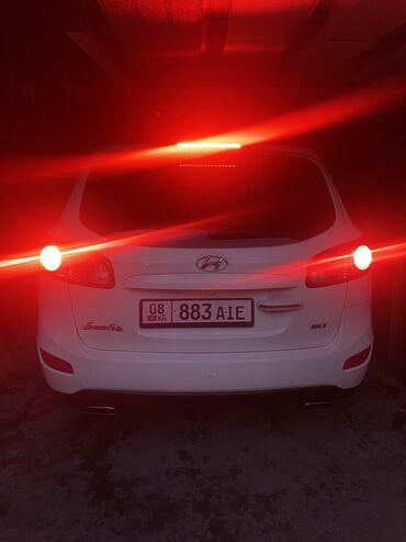 хундай старекс бишкек in Кыргызстан   HYUNDAI: Hyundai Santa Fe 2 л. 2010   120 км