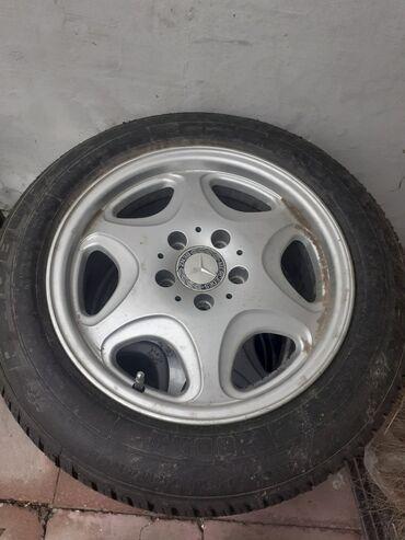 niva tekeri satilir - Azərbaycan: Mersedes diski tekeri satilir 5 edetdi