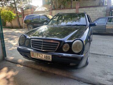 Mercedes-Benz E-Class 2.7 л. 2003 | 230000 км