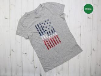 Женская футболка Tommy Hilfiger, р. М    Длина: 60 см Пог: 42 см Матер