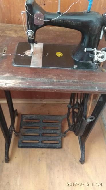 швейные цеха в Азербайджан: Продается швейная машина Немецкая Науман покупали в Советском союзе