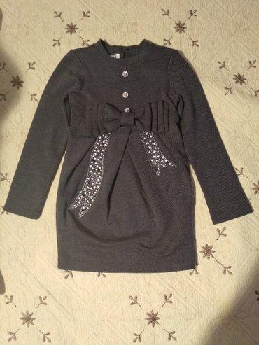 👗 платье очень стильное возраст от годика до трёх лет  цена 500 сом в Бишкек