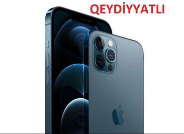 qadınlar üçün bağlı bosonojkalar - Azərbaycan: Yeni iPhone 12 Pro Max 128 GB Mavi