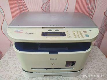 Продаю принтер-сканер-ксерокс Canon i-SENSYS MF3220 б\у, картридж