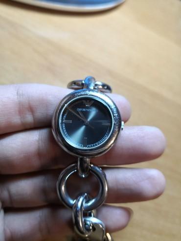 chasy-ot-emporio-armani в Кыргызстан: Элитные женские часы Emporio Armani с швейцарским механизмом