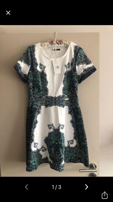 туры с бишкека в Кыргызстан: Изумительное летнее платье, размер ХЛ/42, новое с этикеткой, даже не