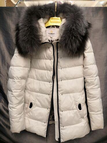 Продаю куртку, размер S, состояние отличное, мех натуральный съёмный в