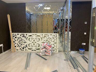 3d ткань в Азербайджан: Salon dekoru.700man.Salon baglanib.Teciliii satilir.3-4