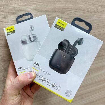 Baseus firmasinin tam original mehsulu olan Bluetooth Qulaqliq W04