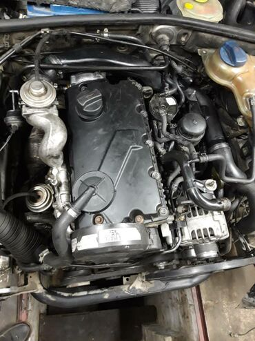 Транспорт - Юрьевка: Продам двигатель на Пассат б 5 дизель 1,9 была плохая компрессия