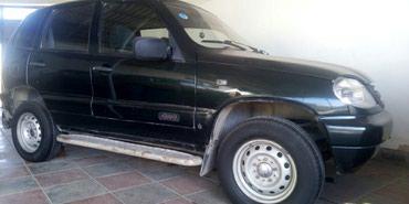 Chevrolet Azərbaycanda: Chevrolet Niva 2 l. 2005 | 12548 km