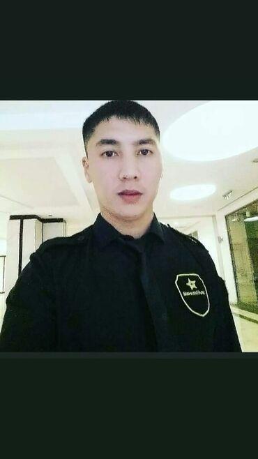 Охранные услуги - Кыргызстан: Ищу работу СБ охрана жумуш издейм любой обой подработку грузчики мебел