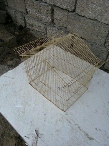 Клетка для птиц. Новая. в Bakı