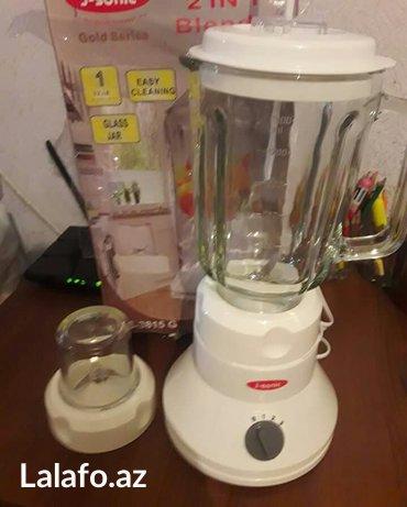 Bakı şəhərində Professional blender.. 1 + 1 desti (kokeyl, meyve ve s. Ucun) ve 1 ede