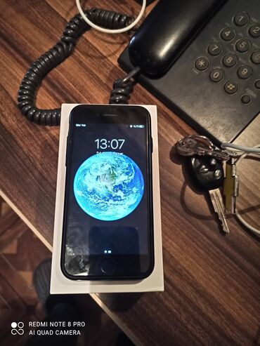 apple 4 s - Azərbaycan: İşlənmiş iPhone 6s 64 GB Boz (Space Gray)