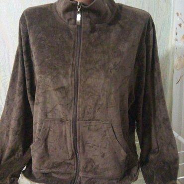 Велюр. верх. коричневый. р.xl-46/48 в Бишкек