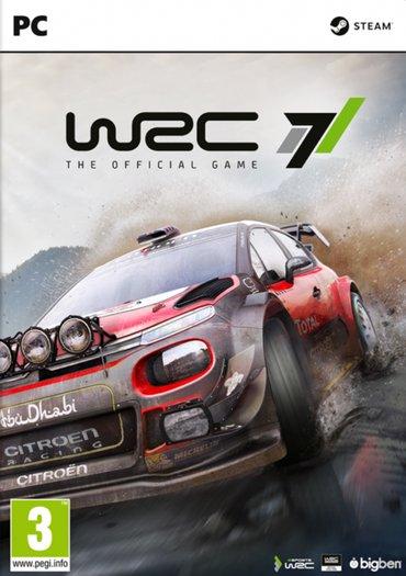 WRC 7 - World Rally Championship 7 igra za pc (racunar i - Boljevac