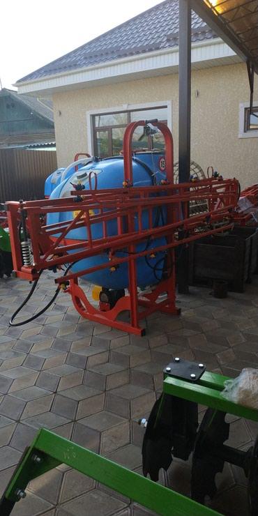 Распылитель удобрений 800 литровый в Бишкек